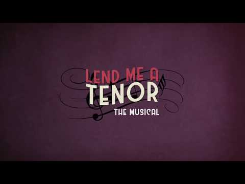 Lend Me A Tenor | London Musical Theatre Show | City Academy Studio Company