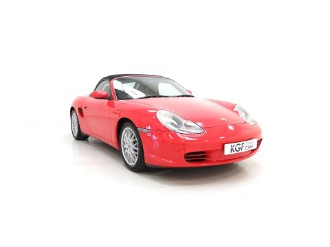 a-late-porsche-boxster-986-with-25,584-miles-and-full-supplying-porsche-history---sold!