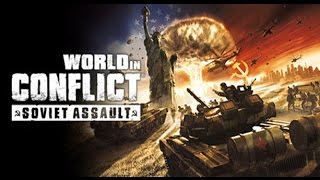 World In Conflict PC Gameplay - Max Settings HD