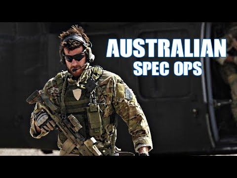 Australian Special Operations - SASR ''Untouchable'' (2016 HD)