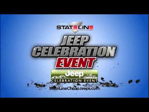 Jeep Celebration Event at Stateline Chrysler Jeep Dodge Ram