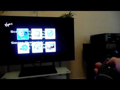 Digital Stream Remote Control Demonstration