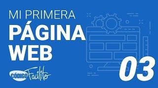 3.- Cómo crear una página web - Entorno de trabajo en Mac