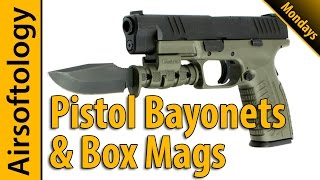 Airsoftology Mondays: How to Unlock your AEG, Pistol Bayonets & Footie Pajamas