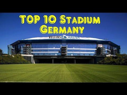 Top 10  Biggest Stadium Germany (1)