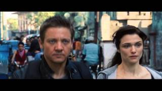 The Bourne Legacy trailer/Эволюция Борна трейлер 2012