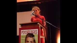 Uitreiking boekenprijs Psychologies Magazine(, 2013-08-26T07:29:07.000Z)