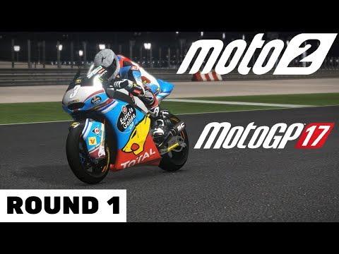 MotoGP 17: 2018 Qatar Grand Prix - Moto2