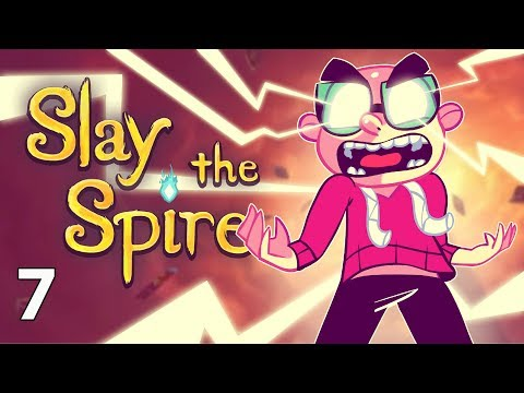 Northernlion Tries the New Slay the Spire Character - Episode 7 [Surely]