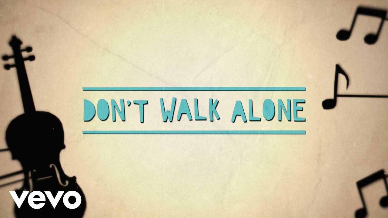 Callum Beattie – Don't Walk Alone (Lyric Video)