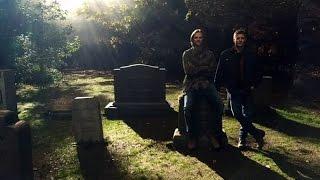 Sam e dean- O adeus de Dean