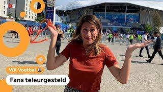 Grote Oranje-optocht mag niet bij halve finale van WK in Lyon