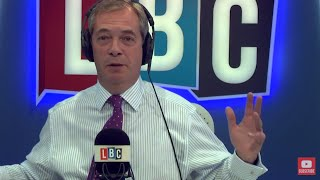 Hillary Clinton says she hates Nigel Farage, Nigel tells her to stop whinging