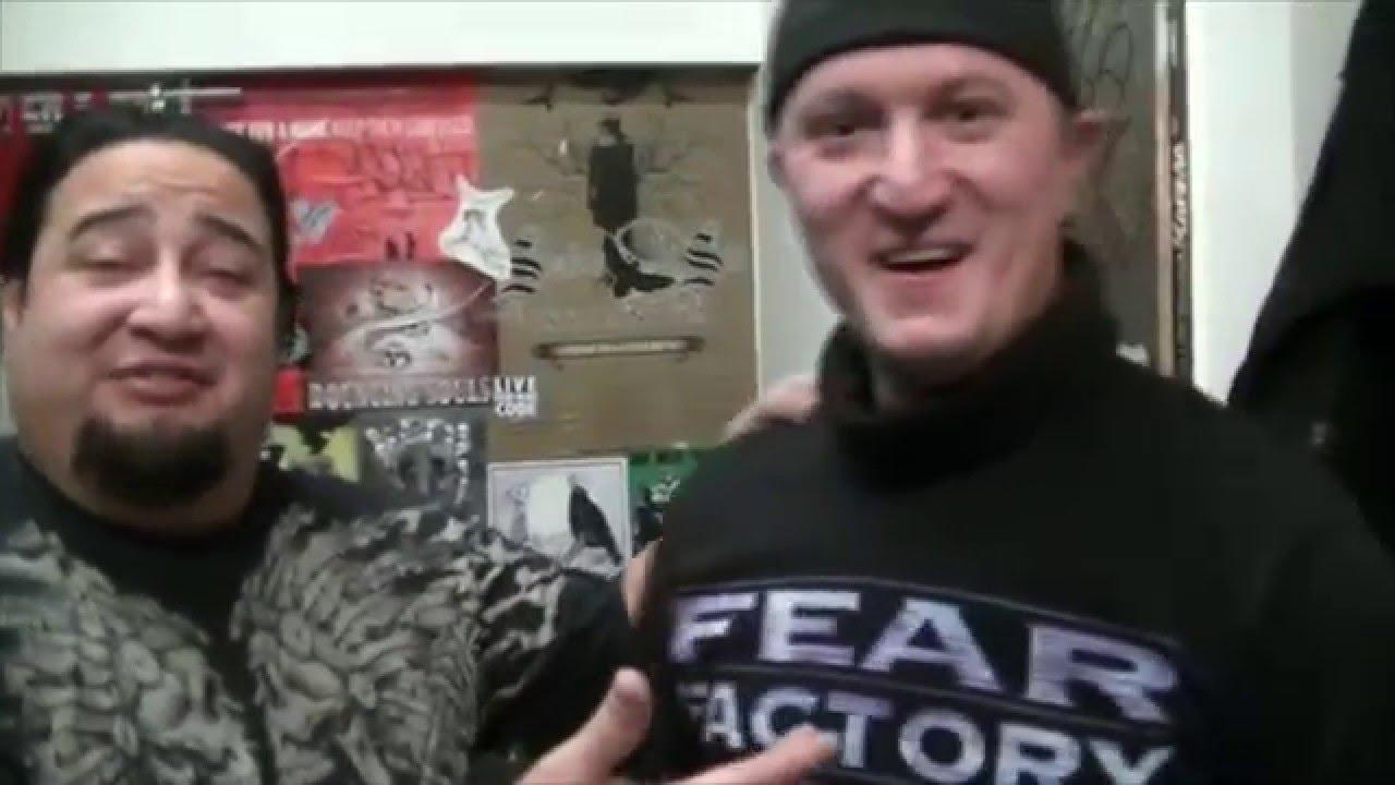 fear factory episode 6 demanufacture 20th anniversary tour vienna prague youtube. Black Bedroom Furniture Sets. Home Design Ideas