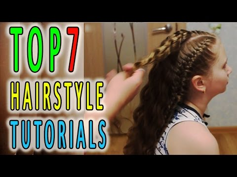 The Most Newest and Top Hairstyle Tutorials for THIS WEEK 💖 Best Hairstyles for Girls