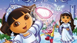 Dora Saves The Snow Princess, Movie - Episode 4 | Run Time: 26 Minutes