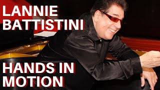 Lannie Battistini — Hands In Motion (Official Lyric Video)