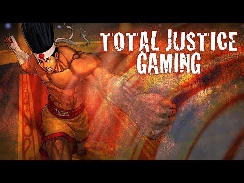 Total Justice Gaming: Champ Talks Jesse Cervini