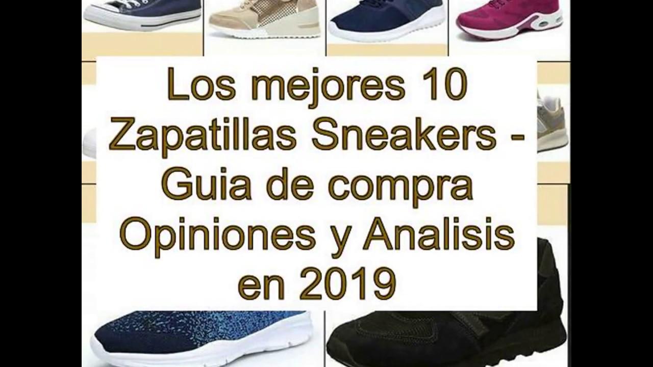 f8364dcd Los mejores 10 Zapatillas Sneakers - Guía de compra, Opiniones y Análisis  en 2019