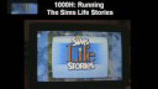 Eee PC 1000H: The Sims Life Stories