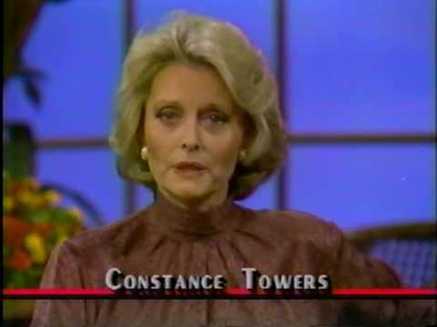 Constance Towers  Mexico Earthquake