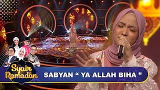 Download Lagu Ya Allah Biha - Sabyan | Syair Ramadan GTV mp3