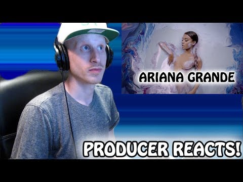 Music Producer Reacts to God Is a Woman by Ariana Grande