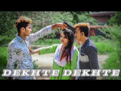 Dekhte Dekhte Song | Batti Gul Meter Chalu | Shahid K Shraddha K | Nusrat Saab | Guru | Sad Song