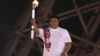 Gold Medal Moments: Muhammad Ali @ Atlanta 1996 Games Opening Ceremony