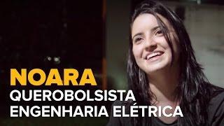 Noara Rennó conta sobre o Quero Bolsa