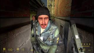 Hl2 is a Easy game