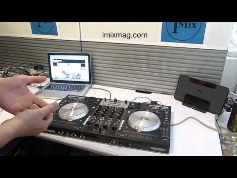 Numark NS6 Problem  Review Power  (review #2) Serato Itch Midi Controller