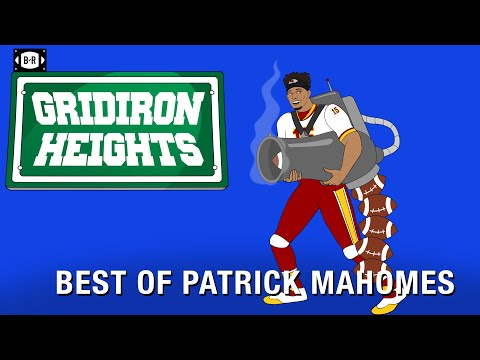 Best Of Patrick Mahomes | Gridiron Heights Supercut