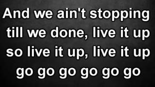 Jennifer Lopez - Live It Up (Lyrics) ft. Pitbull