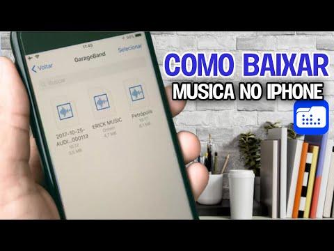 COMO BAIXAR MUSICA DIRETO NO IPHONE