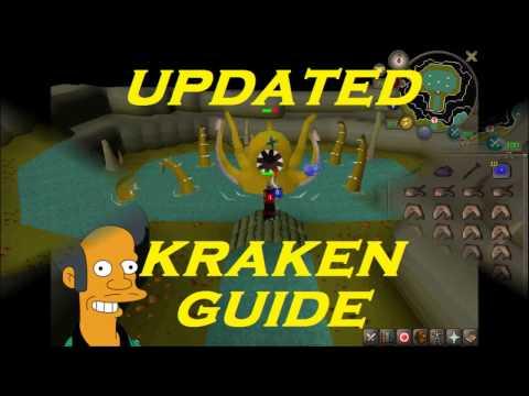 Updated OSRS Kraken Guide (New Location)