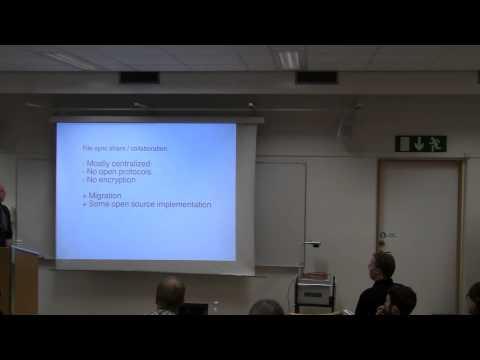 Frank Karlitscheck: ownCloud