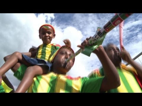 Ethiopia back in AFCON but fined for fan behaviour