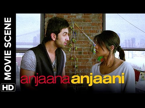 The road trip to Las Vegas | Anjaana Anjaani | Movie Scenes