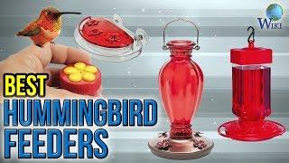 10 Best Hummingbird Feeders 2017 thumbnail