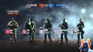 THIS GAME IS DOPE! - Rainbow Six Siege Multiplayer