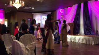 Best Indian 25th wedding anniversary dance performance