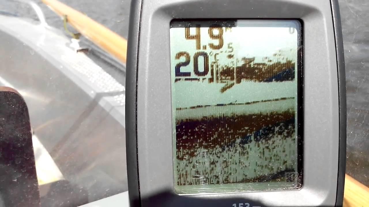 видео эхолота humminbird piranhamax 153x
