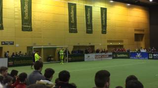 U15 VfB Stuttgart vs. FC Bayern München 9m schießen um Platz 1 Sonnenland-Cup 2015