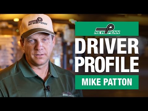 Day In The Life Of A New Penn Driver - Mike Patton