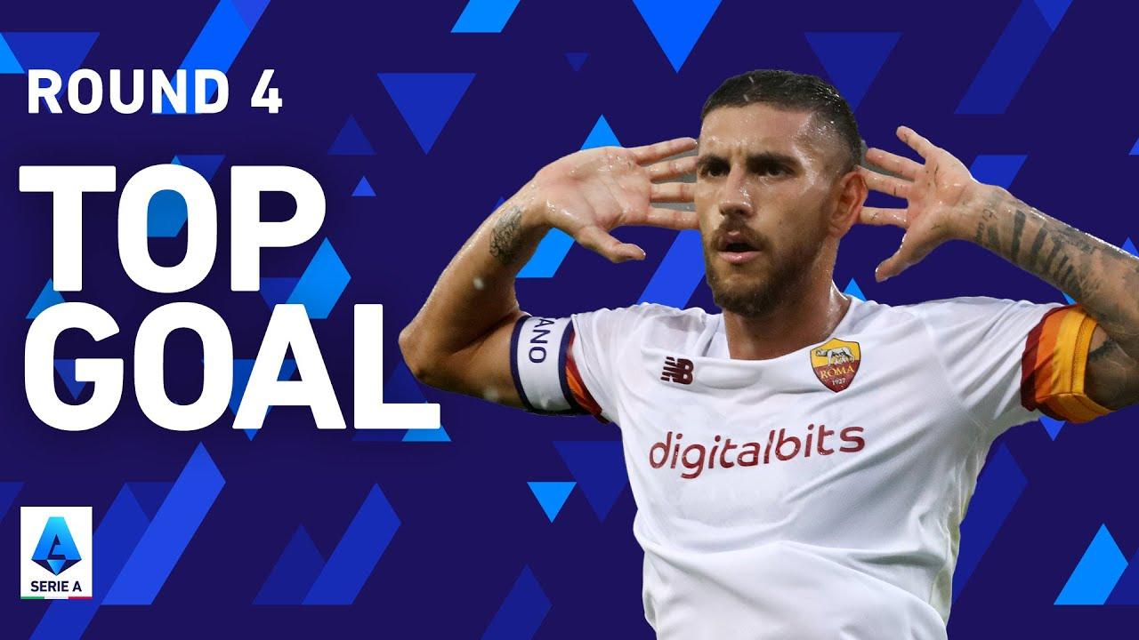 Saponara, Pellegrini, Faraoni, Cataldi & Bourabia | Top 5 Goals | Round 4 | Serie A 2021/22