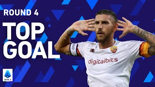 Saponara, Pellegrini, Faraoni, Cataldi \u0026 Bourabia | Top 5 Goals | Round 4 | Serie A 2021/22