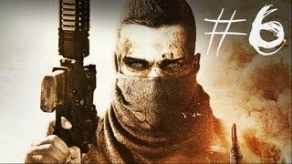 Spec Ops The Line - Gameplay Walkthrough - Part 6 - Mission 5 - THE EDGE