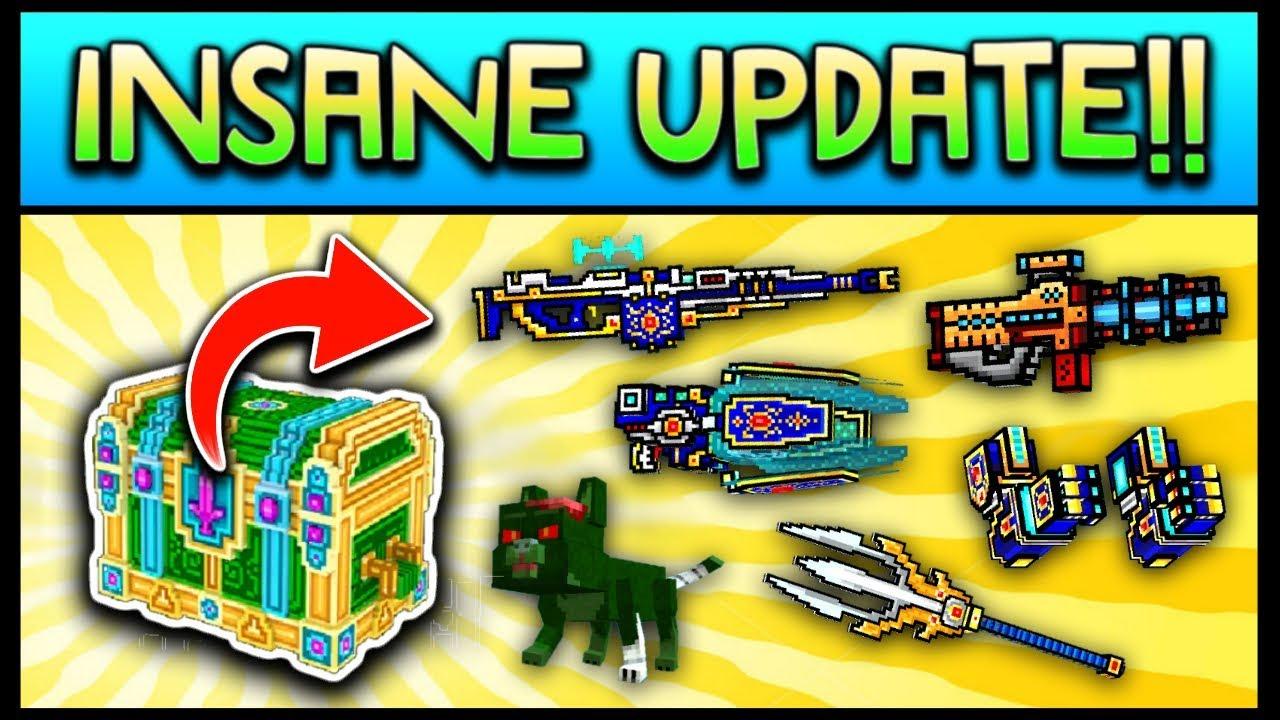pixel gun 3d new update