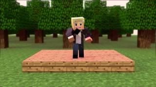 minecraft rap god minecraft animation
